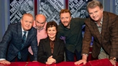 Helen McCrory, Andy Hamilton, Chris McCausland