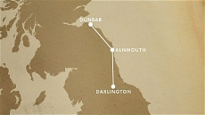 Darlington to Dunbar