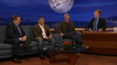 Matt LeBlanc, Anthony Bourdain, Dana Gould