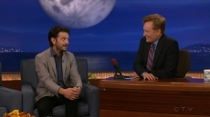 Diego Luna, Billy Eichner, the Pretenders