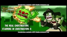 The Real Ghostbusters in Ghostbusters II #1-3