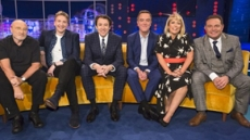 James Nesbitt, John Thomson, Fay Ripley, Joe Lycett, Phil Collins