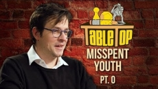 Wil Wheaton & Friends Create the World of Misspent Youth