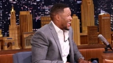 Michael Strahan, Bryce Dallas Howard, Bebe Rexha