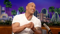 Dwayne Johnson, Nicole Richie, Flo Rida featuring 99 Percent