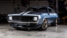 Ring Brothers 1969 Chevrolet G-Code Camaro