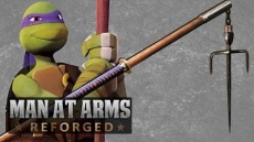 All TMNT Weapons Combined into One