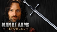 Aragorn's Sword - Narsil (Lord of the Rings)