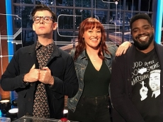 Ron Funches, Moshe Kasher, Mamrie Hart