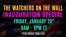 Watchers on the Wall: Inauguration Hour 1