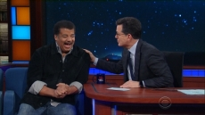 Neil deGrasse Tyson, Todd Barry