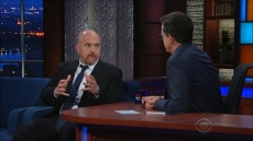 Louis C.K., Ernie Johnson Jr., Father John Misty
