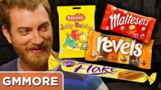 British Candy Taste Test - Good Mythical More