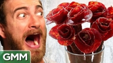 Best Men's Valentine's Day Gift: Beef Jerky Bouquet