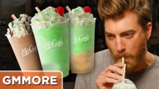 Shamrock Shake Taste Test - Good Mythical More