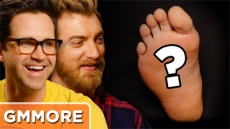 Guess That Foot (Game) - Good Mythical More
