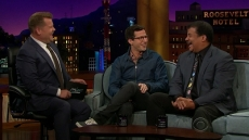 Andy Samberg, Neil deGrasse Tyson, Globe of Steel, Mike Yung