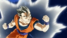 Facing the Wall that Must be Overcome! Goku vs Gohan
