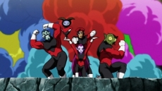 The Impending Warriors of Justice! The Pride Troopers!!