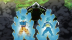 A Perfect Survival Strategy! Universe 3's Menacing Assassins!!