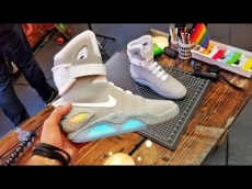 AUTO LACING NIKE MAGS FOR $10