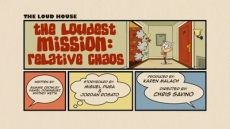 The Loudest Mission- Relative Chaos