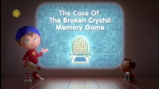 Noddy and the Case of the Broken Crystal Memory Game