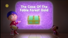 Noddy and the Case of the Fable Forest Gold