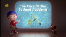 Noddy and the Case of the Toyland Accidents
