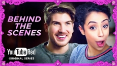 Behind the Scenes with Joey Graceffa