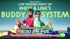 Rhett & Link's Buddy System Live Viewing Party