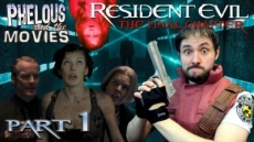 Resident Evil: The Final Chapter Part 1