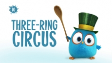 Three-Ring Circus