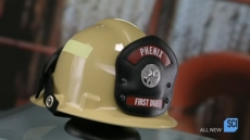 Thermoplastic Fire Helmets; Basketry Sculptures; Coffee Roasters