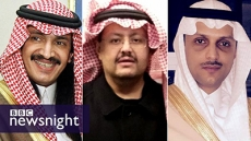 Kidnapped! Saudi Arabia's Missing Princes