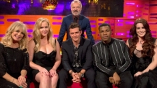 Goldie Hawn, Amy Schumer, Orlando Bloom, John Boyega, Lucie Jones