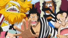 Descending the Elephant – Setting Sail for Sanji's Retrieval!