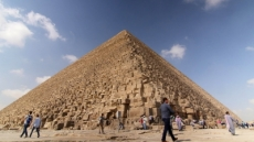 Egypt's Great Pyramid Uncovered