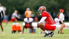 Training Camp with the Tampa Bay Buccaneers - #2
