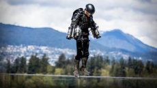 Richard Browning: How I built a jet suit