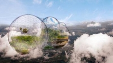 Tomás Saraceno: Would you live in a floating city in the sky?