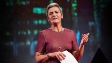 Margrethe Vestager: The new age of corporate monopolies