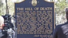 Hauntings of Vicksburg: Champion Hill Battlefield