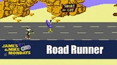 Road Runner [unlicensed NES] (James & Mike Mondays)
