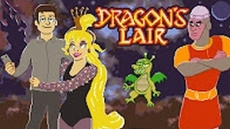 Dragon's Lair [NES] (Full Playthrough)