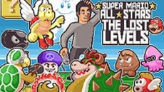 Super Mario All Stars: The Lost Levels [SNES] (Full Playthrough)