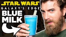 Star Wars Galaxy's Edge Taste Test