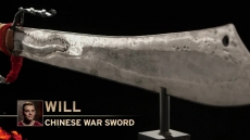 The Chinese War Sword