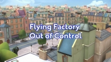 Flying Factory Out of Control