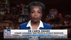 Dr. Carol Swain and Wilfred Reilly